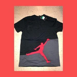 Jordan T-shirt.